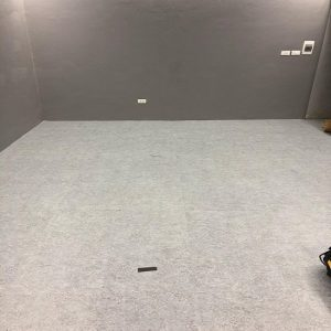 Công trình thi công sàn nhựa giả bê tông 3203