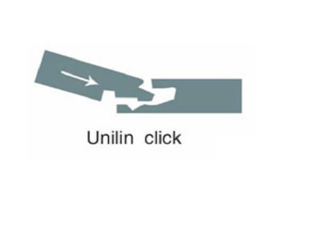 Hem khoa unilin click