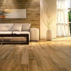 Cách vệ sinh sàn nhựa giả gỗ chuẩn nhất nên lưu lại