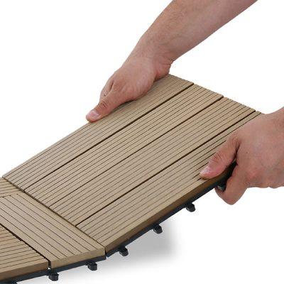Sàn gỗ nhựa dạng vỉ