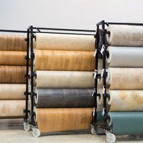 Sàn vinyl cuộn là gì? Được dùng cho những công trình nào?