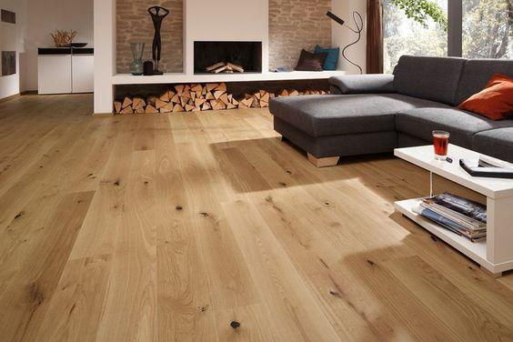 Thảm nhựa trải sàn giả gỗ mang không gian tinh tế