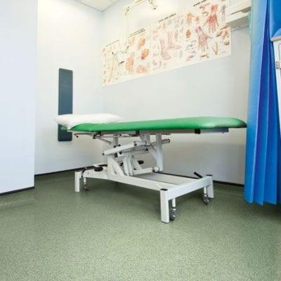 Sàn vinyl kháng khuẩn cho bệnh viện