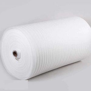 Xốp trắng tráng nilon